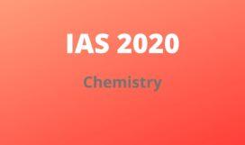 ias chemistry